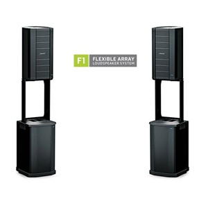 Bose F1 Model 812 Flexible Array Double System