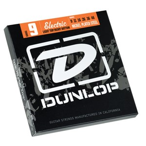 Dunlop Strenger Elgitar DEN0942 Light