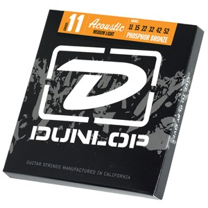 Dunlop Strenger Westerngitar Ph.Bronze DAP1152 M.Light
