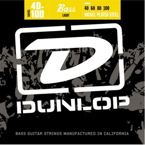 Dunlop EL-Bass str. nickel DBN40100 Light 40-10