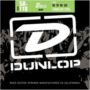 Dunlop EL-Bass str Nickel DBN50110 Heavy 50-110
