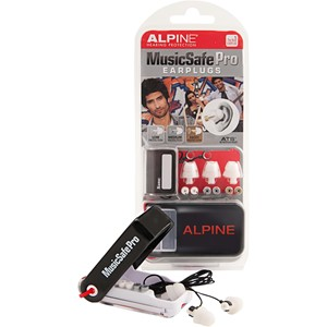 Alpine MusicSafe Pro ørepropper transparent